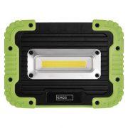 EMOS akkumulátoros LED lámpa 10 W COB LED,P4533