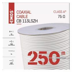 EMOS Koax kábel CB113 LSZH 250m S5269