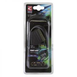EMOS Scart kábel 1m high speed SB2001