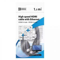 EMOS HDMI kábel A-A dugó 1.5m SD0101