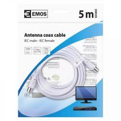 EMOS Antenna koax kábel 5m SD3005