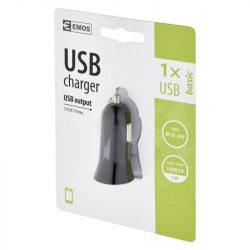 EMOS UNIVERZÁLIS USB TÖLTŐ 1 A (5 W) max. V0218
