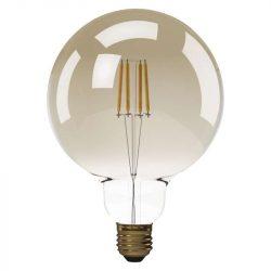 EMOS LED FILAMENT VINTAGE G125 E27 4W WW+ (meleg fehér)