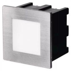 EMOS LED irányfény beépíthető, négyzet 1.5W IP65 meleg fehér ZC0109