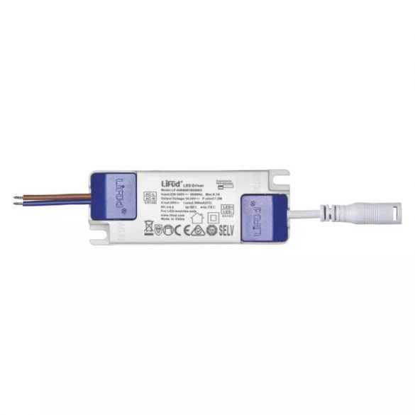 EMOS LED panel beépíthető 6W 450lm IP20 természetes fehér ZD1222