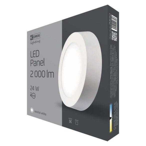 EMOS LED PANEL FALON KÍVÜLI 24W NW IP20