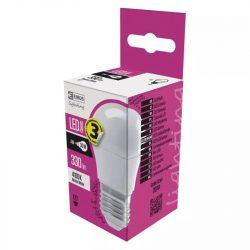 EMOS Classic LED izzó kisgömb E27 4W 330lm természetes fehér ZQ1111