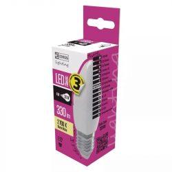 EMOS Classic LED izzó gyertya E27 4W 330lm meleg fehér ZQ3110
