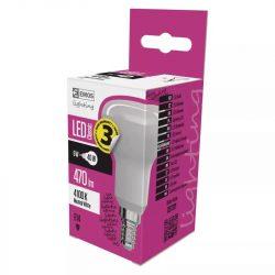 EMOS Classic LED izzó R50 E14 6.5W 470lm természetes fehér ZQ7221