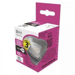 EMOS Classic LED izzó MR16 GU5.3 4.5W 400lm természetes fehér ZQ8434