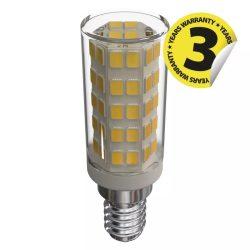 EMOS Classic LED izzó JC A++ E14 4.5W 465lm természetes fehér ZQ9141