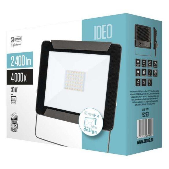 EMOS LED reflektor 30W IDEO, NW ZS2631