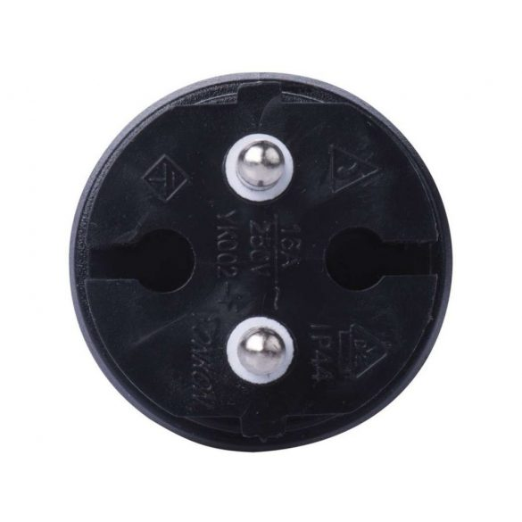 EMOS LED fényfüzér tápkábel, fekete ZY1940