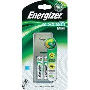 Energizer akkutöltő MINI+2db 2000 mAh AA ceruza akku