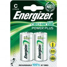 Energizer akkumulátor Ni-Mh baby R14 2500mAh bl/2