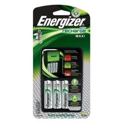 Energizer akkutöltő MAXI+4x2000mAh AA akku