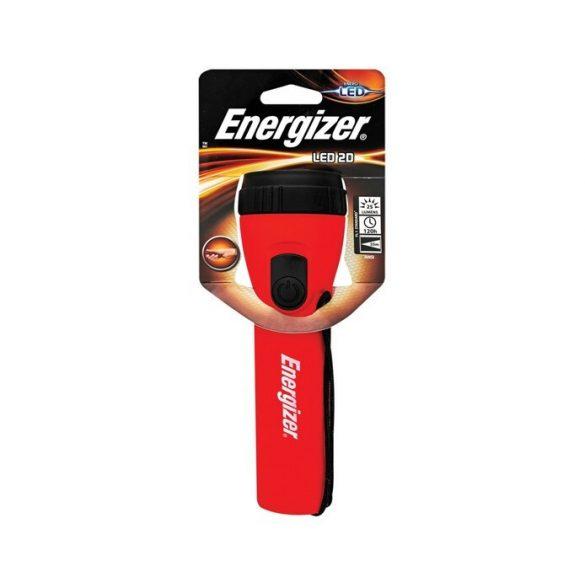 Energizer elemlámpa LED 2D plastic LP00261