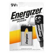 Energizer Alkaline Power 9V-os  alkáli elem 6LR61 BL1