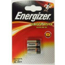 Energizer 4LR44 alkáli riasztó elem 6V bl/2