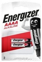 Energizer MAX  AAAA elem (LR61) bliszteres/2