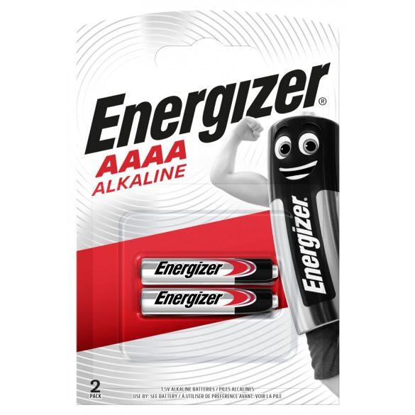 Energizer AAAA elem (LR61) bliszteres/2