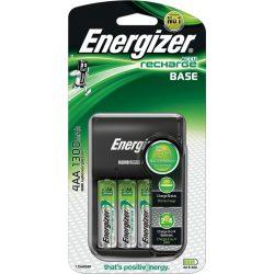 Energizer akkutöltő Base+4x1300 mAh AA akku