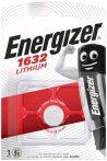 Energizer CR1632 lithium gombelem 3V bl/1
