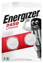 Energizer CR2450 lithium gombelem 3V bl/2
