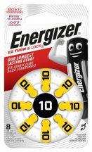 Energizer Zinc Air 10 hallókészülék elem bl/8
