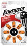 Energizer Zinc Air 13 hallókészülék elem bl/8