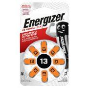 Energizer Zinc Air 13 (PR48) hallókészülék elem bl/8