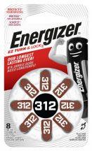 Energizer Zinc Air 312 hallókészülék elem bl/8