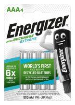 Energizer EXTREME NI-Mh akku AAA (HR03) 800 mAh bl/4