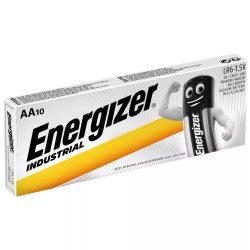 Energizer INDUSTRIAL AA ceruza elem (LR6) dobozos/10