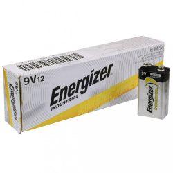 Energizer INDUSTRIAL 9V-os elem (6LR61) dobozos/12