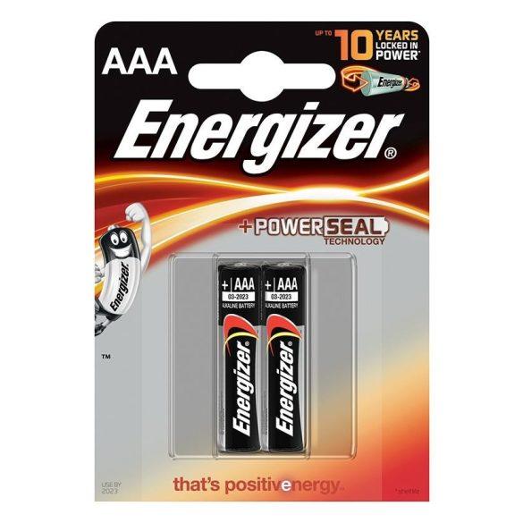 Energizer Base AAA mikró alkáli elem (LR03) bl/2