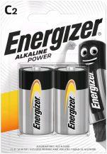 Energizer Alkaline Power C baby alkáli elem (LR14) BL/2
