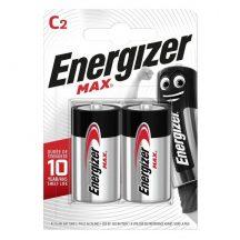 Energizer MAX C baby elem (LR14) bl/2