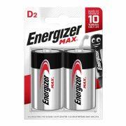 Energizer MAX D góliát elem (LR20) bl/2