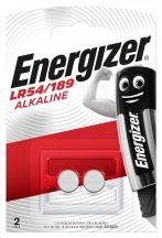Energizer LR54 (189) alkáli gombelem 1,5V bl/2