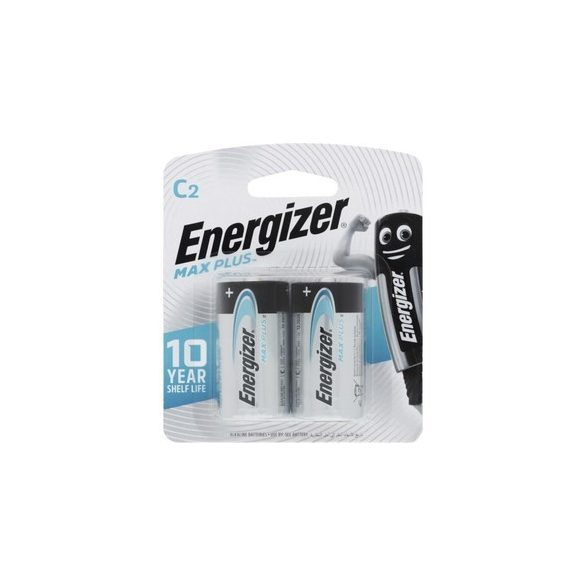 Energizer MAX Plus C baby elem (LR14) bl/2