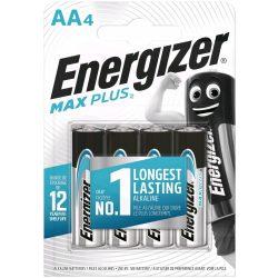 Energizer MAX Plus AA ceruza elem LR6 BL/4