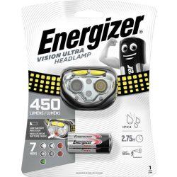 Energizer fejlámpa VISION ULTRA 450 lumen ÚJ!!!