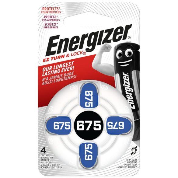 Energizer ZA675 (PR44) hallókészülék elem bl/4