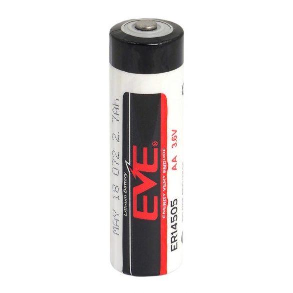 EVE ER14505 3,6V lithium elem  AA ( ceruza)