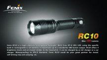 Fenix RC10 elemlámpa LED 380 lumen