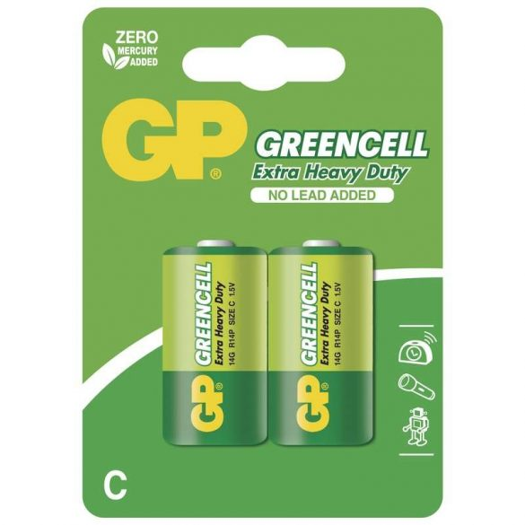 GP Greencell baby elem R14 bliszteres/2 B1231