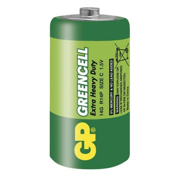 GP Greencell baby elem R14 bliszteres/2 B1231