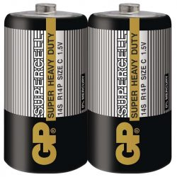 GP Supercell féltartós baby elem fóliás/2db B1130