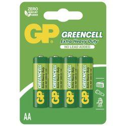 GP Greencell ceruza elem AA (R6) bl/4 B1221